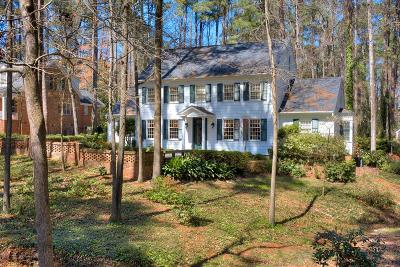 Richmond County Single Family Home For Sale: 10 Summerville Lane