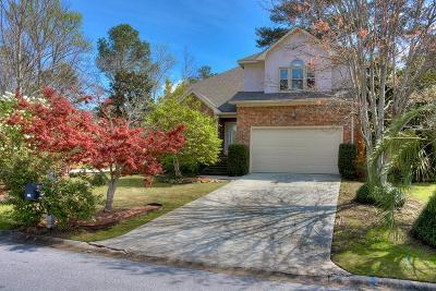 Evans Single Family Home For Sale: 712 Magruder Court