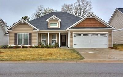 Grovetown Single Family Home For Sale: 2105 Grove Landing Way