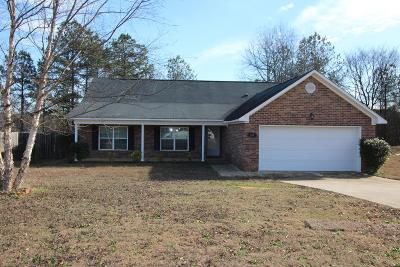 Grovetown Single Family Home For Sale: 304 Frick Lane