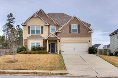 Grovetown Single Family Home For Sale: 417 Saterlee Court