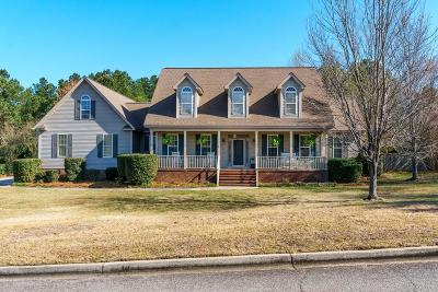 Aiken Single Family Home For Sale: 2010 Beaver Creek Lane