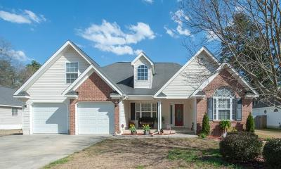 North Augusta Single Family Home For Sale: 1129 Lake Greenwood Drive
