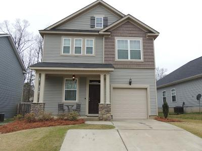 Grovetown Single Family Home For Sale: 1956 Kenlock Drive