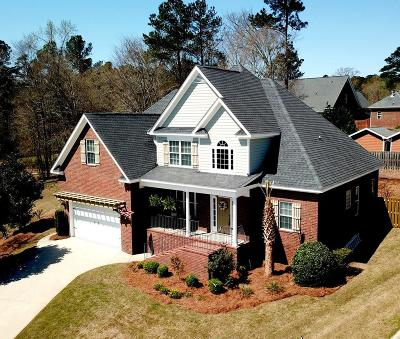 Single Family Home For Sale: 2026 Sumter Landing Circle