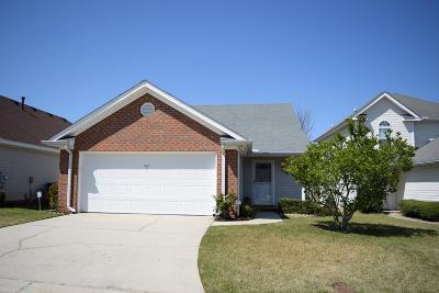 Augusta GA Single Family Home For Sale: $139,900