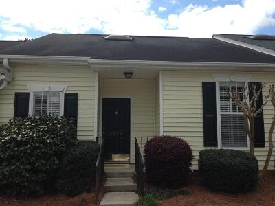 Augusta Single Family Home For Sale: 2206 Thicket Court