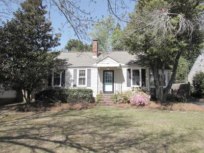 Augusta GA Single Family Home For Sale: $104,900