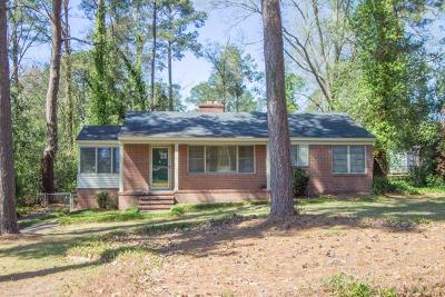 North Augusta Single Family Home For Sale: 1840 Bunting Drive