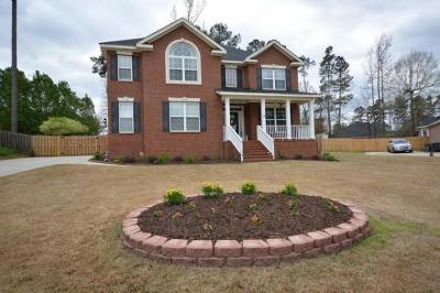 Evans Single Family Home For Sale: 1443 Aylesbury Drive