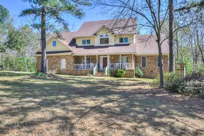 Aiken Single Family Home For Sale: 235 Beckwood Trail