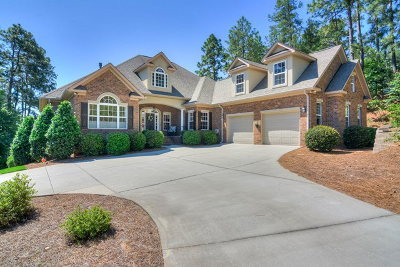 Aiken Single Family Home For Sale: 205 Bridge Crest