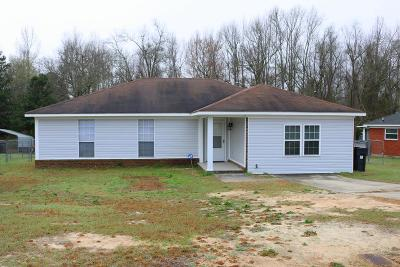 Augusta Single Family Home For Sale: 4112 Wandering Way