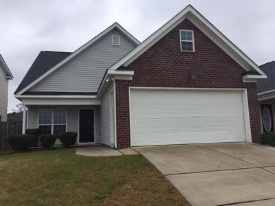 Grovetown Single Family Home For Sale: 613 Dunrobin Lane