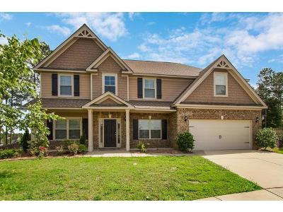 Grovetown Single Family Home For Sale: 418 Saterlee Court