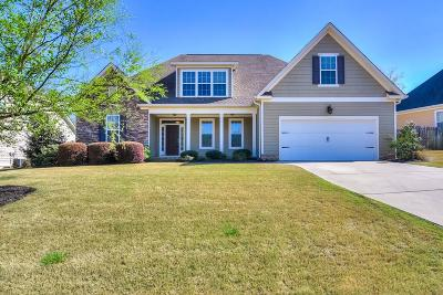 Single Family Home For Sale: 1132 Sumter Landing Circle