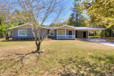 Augusta Single Family Home For Sale: 3316 Ridgeway Court
