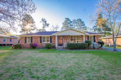 Augusta GA Single Family Home For Sale: $138,000