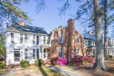 Augusta GA Single Family Home For Sale: $140,000