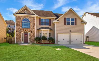 Augusta GA Single Family Home For Sale: $185,500
