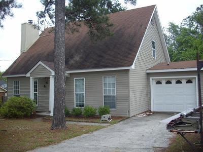 Augusta GA Single Family Home For Sale: $134,900