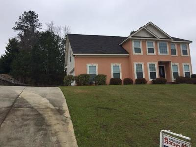 Grovetown Single Family Home For Sale: 240 Hot Springs Drive