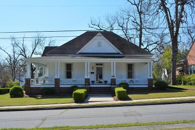 McDuffie County Single Family Home For Sale: 303 Milledge Street