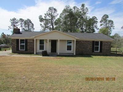 Hephzibah Single Family Home For Sale: 2640 Carrington Drive