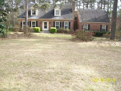 North Augusta Single Family Home For Sale: 126 Coventry Circle