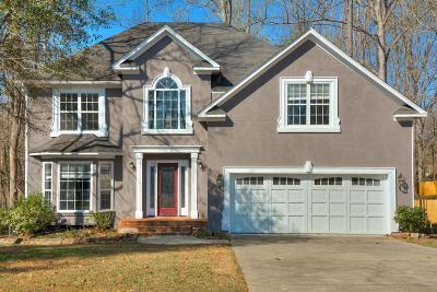 Evans Single Family Home For Sale: 4114 Fox Brush Drive