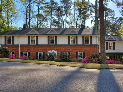 Richmond County Single Family Home For Sale: 616 Oberlin Road