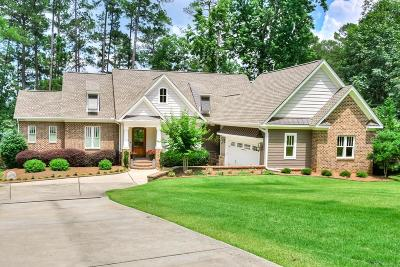 Appling Single Family Home For Sale: 4041 Vern Sikking Road