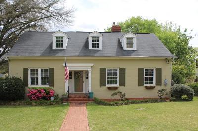 Augusta Single Family Home For Sale: 718 Gary Street