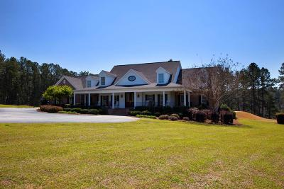 Appling Single Family Home For Sale: 698 Heggies Ridge Drive