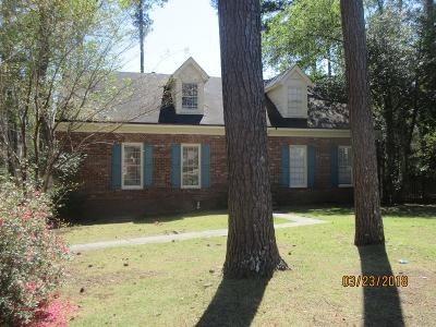 Augusta Single Family Home For Sale: 3341 Sugar Mill Road