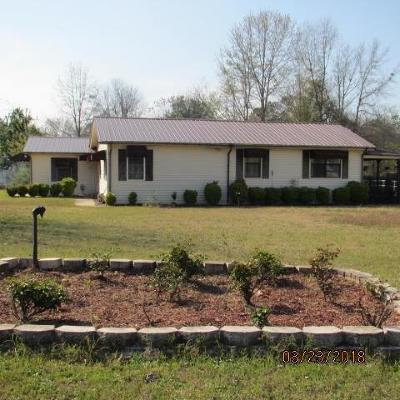 Waynesboro Single Family Home For Sale: 4245 Highway 56