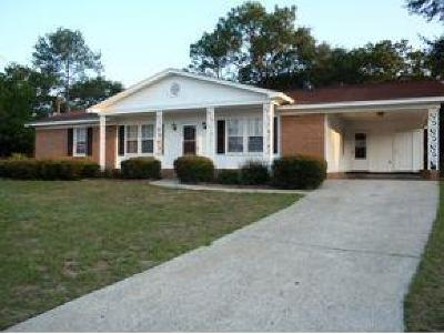 Richmond County Single Family Home For Sale: 3212 Trailwood Court