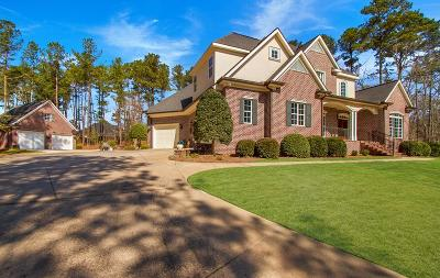 Evans GA Single Family Home For Sale: $599,900