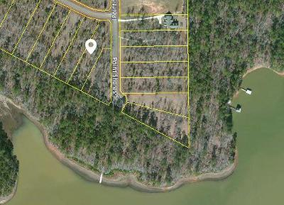 Lincoln County Residential Lots & Land For Sale: Lot 17 Point Shores