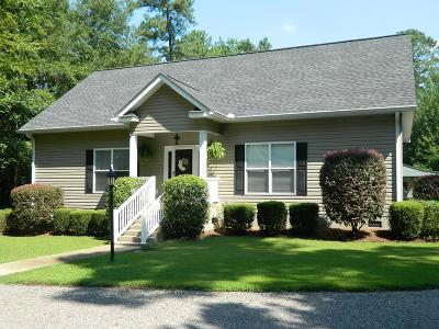 Edgefield County Single Family Home For Sale: 215 Country Club Road