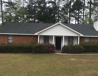 Hephzibah Single Family Home For Sale: 3523 Becton Road