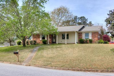Martinez Single Family Home For Sale: 3591 Marlboro Street