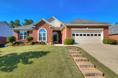 Evans Single Family Home For Sale: 1660 Jamestown Avenue