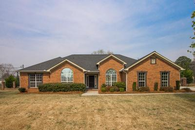 Hephzibah Single Family Home For Sale: 1209 Candlewood Court