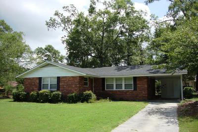 McDuffie County Single Family Home For Sale: 327 Magnolia Drive