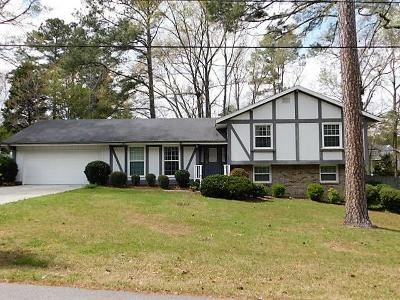 McDuffie County Single Family Home For Sale: 664 Beechwood Drive