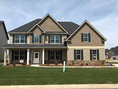 Grovetown Single Family Home For Sale: 803 Calumet Court