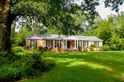 Aiken Single Family Home For Sale: 3426 Summit Drive