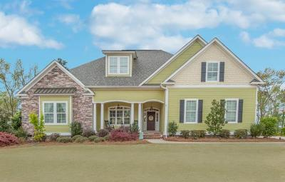 North Augusta Single Family Home For Sale: 163 Seton Circle
