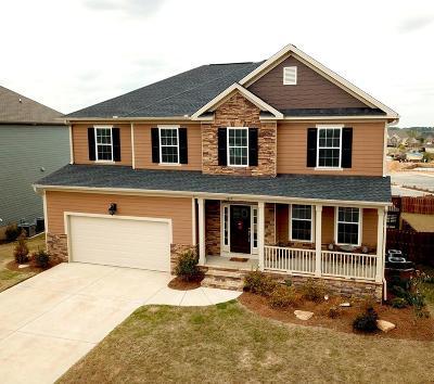 Single Family Home For Sale: 1617 Davenport Drive